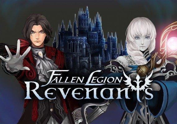 Fallen Legion Revenants EU PS4