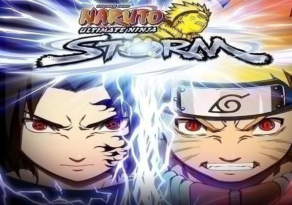 Naruto: Ultimate Ninja Storm ARG