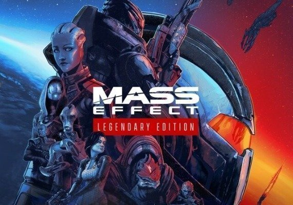 Mass Effect - Remastered: Legendary Edition PS4