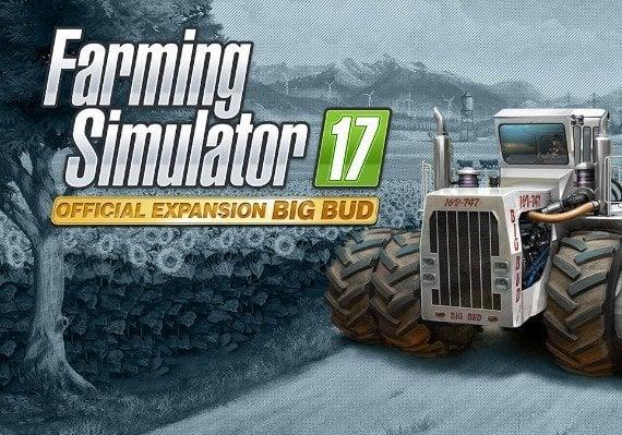 Farming Simulator 17 - Big Bud Expansion GIANTS