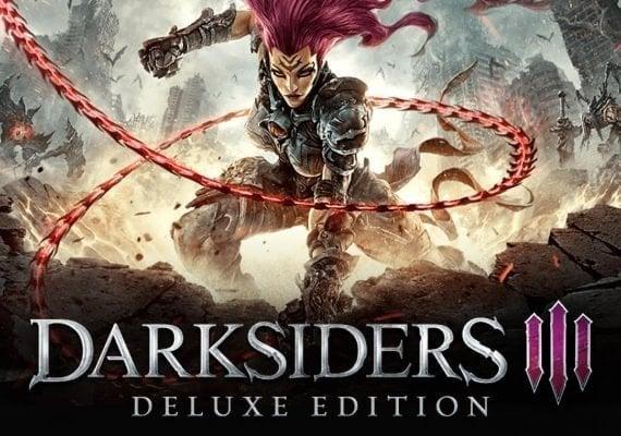 Darksiders 3 - Deluxe Edition