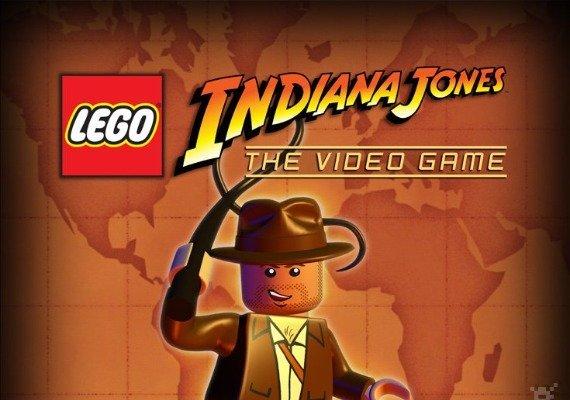 LEGO Indiana Jones: The Original Adventures EU