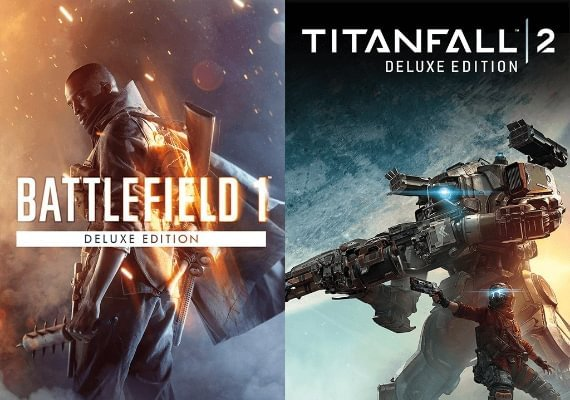 Battlefield 1 Revolution and Titanfall 2 - Ultimate Edition Bundle