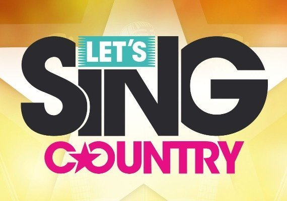 Let's Sing: Country US
