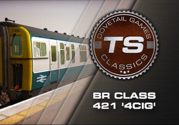 Train Simulator: BR Class 421 '4CIG' Loco Add-On