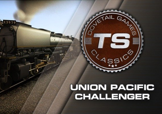 Train Simulator: Union Pacific Challenger Loco Add-On