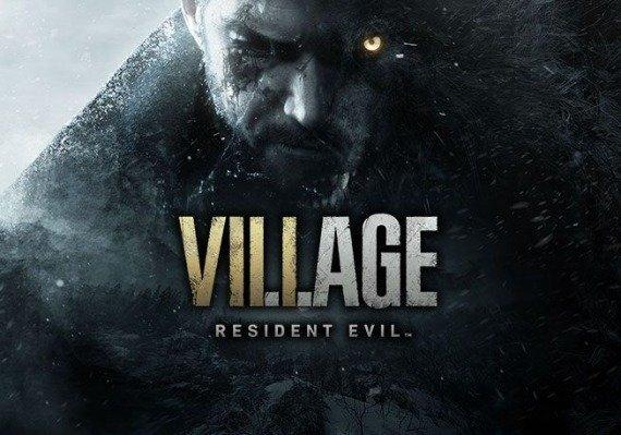 Resident Evil Village - RE VIII EU PRE-ORDER