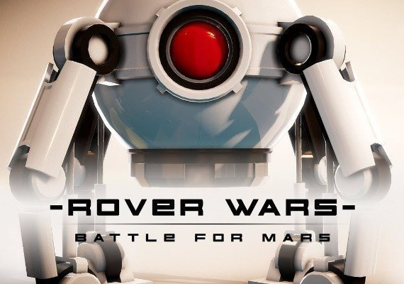 Rover Wars: Battle for Mars US