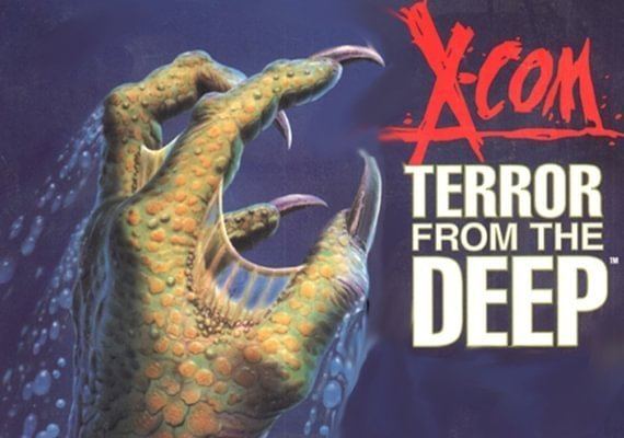 X-COM: Terror From the Deep EU