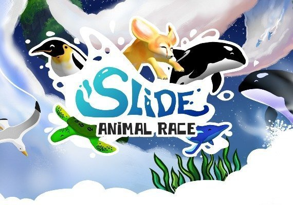 Slide: Animal Race
