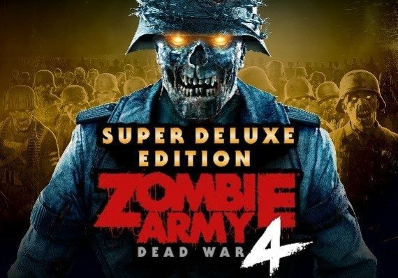 Zombie Army 4: Dead War - Super Deluxe Edition US