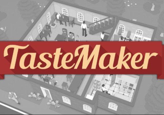 TasteMaker: Restaurant Simulator
