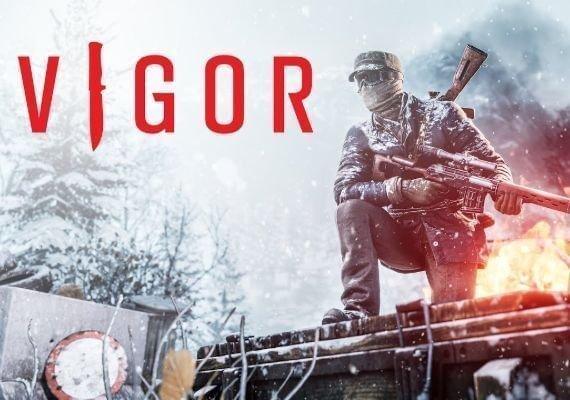 Vigor - Armed Outlander Bundle