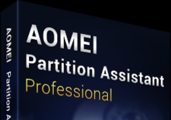AOMEI Partition Assistant Professional 8.5 Old Version Lifetime For Windows