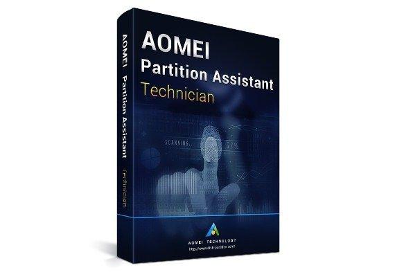AOMEI Partition Assistant - Technician Edition 8.5 Old Version Lifetime For Windows