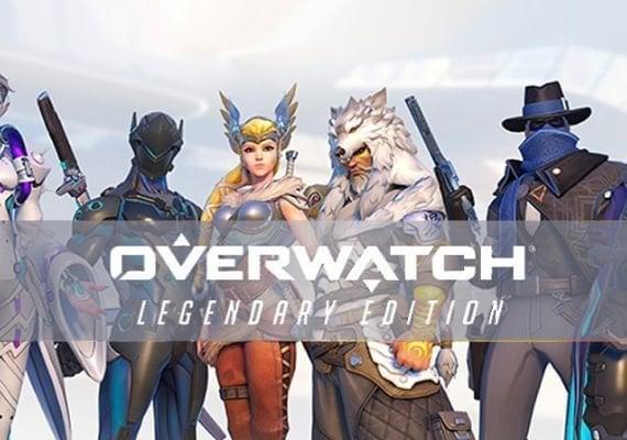 Overwatch - Legendary Edition UK