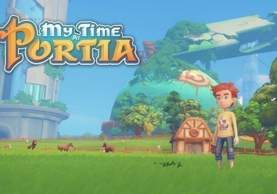 My Time At Portia NA/LATAM