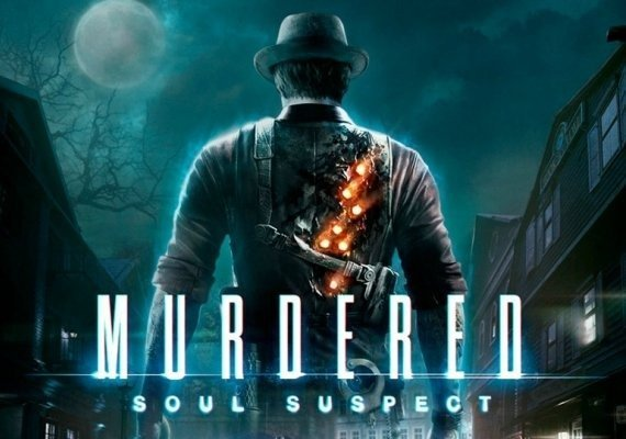 Murdered: Soul Suspect ASIA