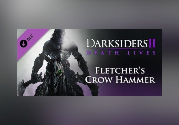 Darksiders 2: Fletchers Crow Hammer