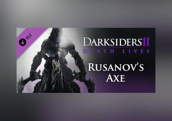 Darksiders 2: Rusanovs Axe