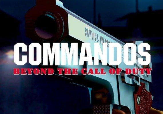 Commandos: Beyond the Call of Duty EU