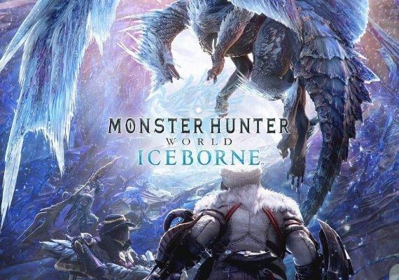 Monster Hunter: World - Iceborne US