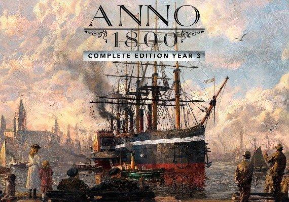 Anno 1800 - Complete Edition Year 3 EU