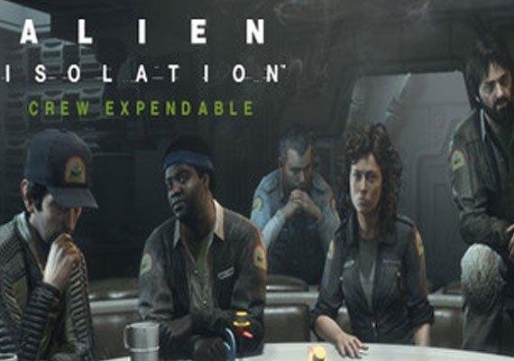 Alien: Isolation - Crew Expendable EU PS4