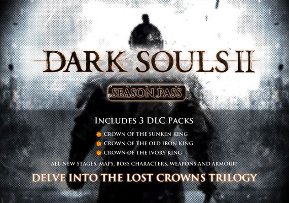 Dark Souls 2 - Season Pass EU