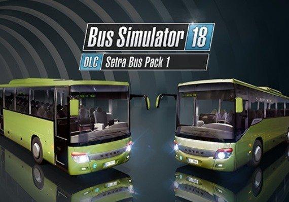 Bus Simulator 18 - Setra Bus Pack 1