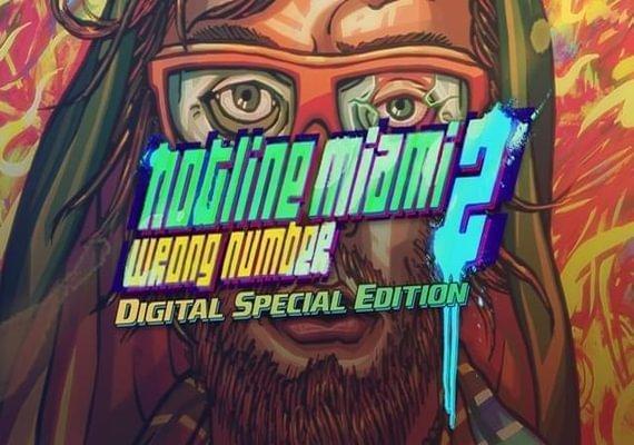 Hotline Miami 2: Wrong Number - Digital Special Edition EU