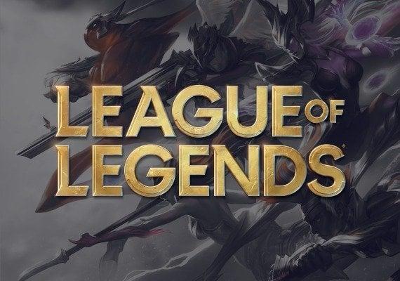 LoL League of Legends Riot Points 25 USD US
