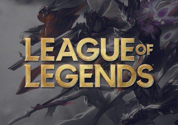 LoL League of Legends Riot Points 5 EUR EU WEST