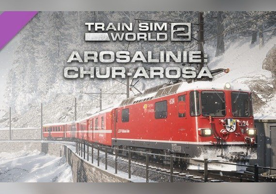 Train Sim World 2: Arosalinie: Chur - Arosa Route Add-On EU