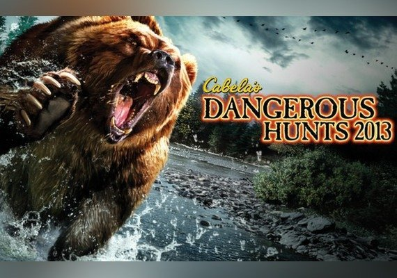 Cabela's Dangerous Hunts and Cabela's Hunting Expeditions - Bundle