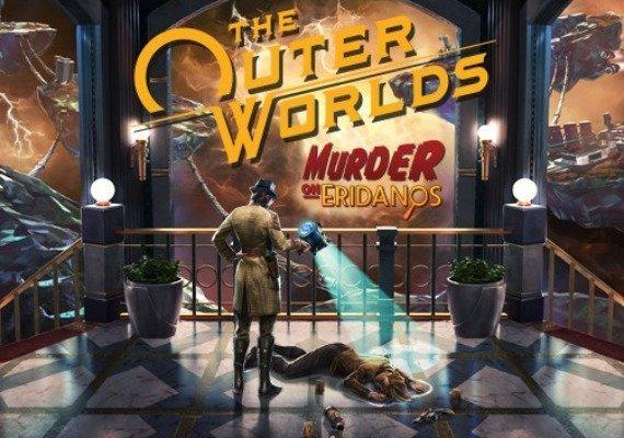The Outer Worlds: Murder on Eridanos EU