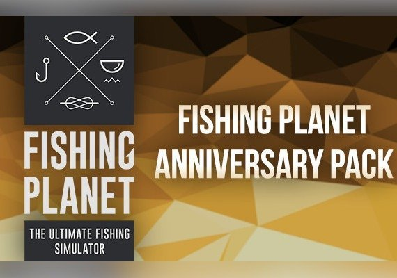 Fishing Planet - Anniversary Pack EU