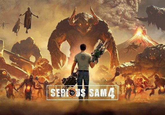 Serious Sam 4 - Deluxe Edition Upgrade
