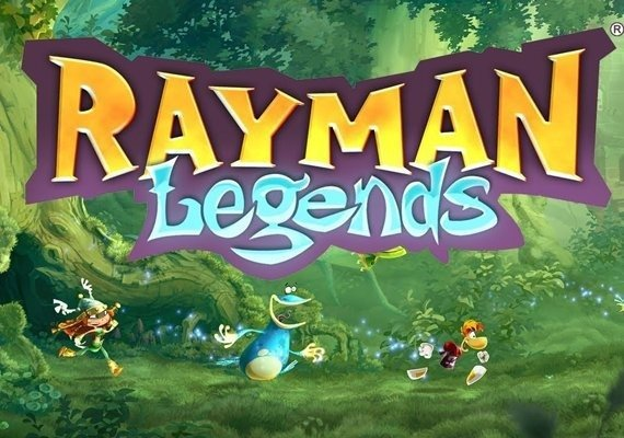 Rayman Legends US