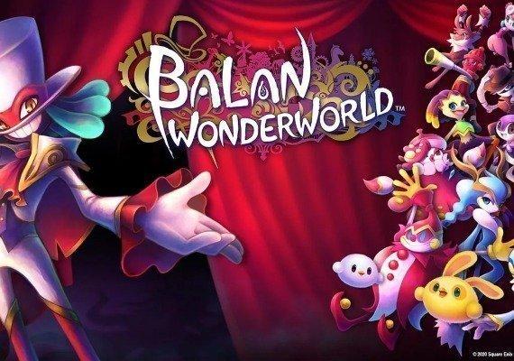 Balan Wonderworld US