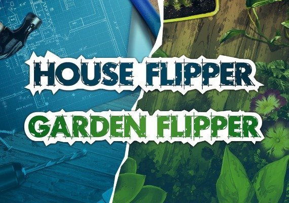 House and Garden Flipper - Bundle