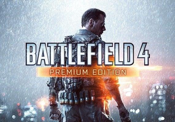 Battlefield 4 - Premium Edition ENG