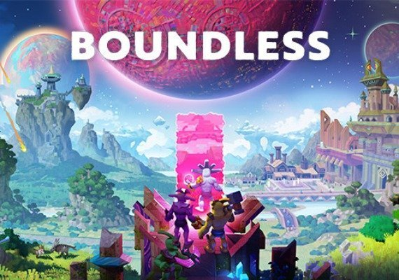 Boundless - Deluxe Edition