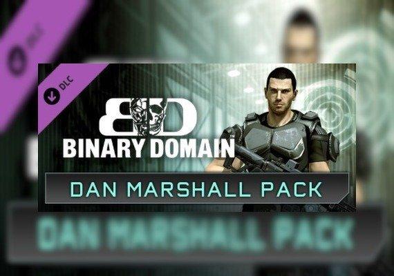 Binary Domain: Dan Marshall