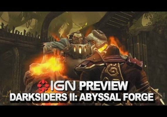 Darksiders 2 - Abyssal Forge