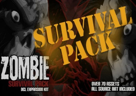 Axis Game Factory's - AGFPRO Zombie Survival Pack