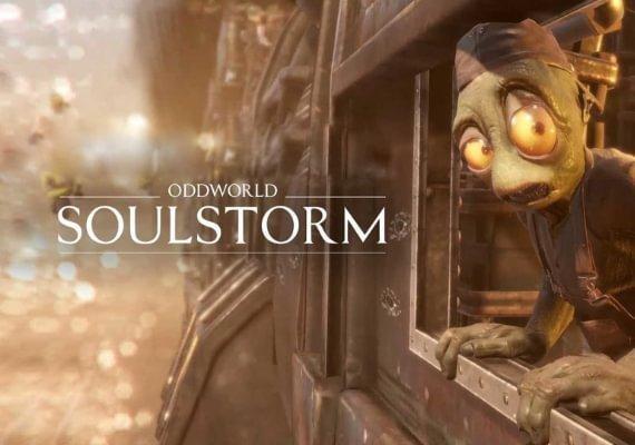 Oddworld: Soulstorm EU