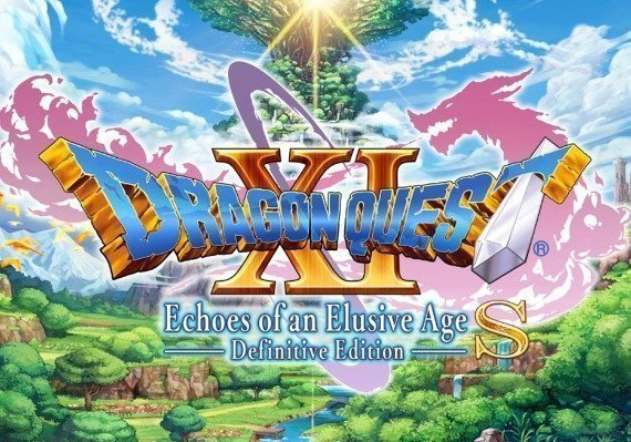 Dragon Quest XI S: Echoes of an Elusive Age - Definitive Edition EU