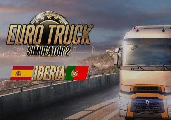 Euro Truck Simulator 2: Iberia EU