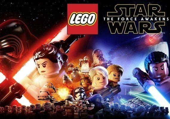 LEGO Star Wars: The Force Awakens - Droid Character Pack
